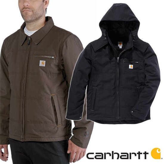 Carhartt Quick Duck Livingston Jacket - Arbeitsjacke
