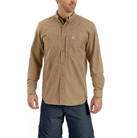 Carhartt 102538 professionelles Rugged langarm Arbeitshemd
