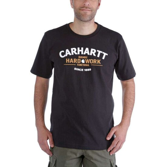 Carhartt Hard Work Logo Shirt