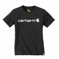 Carhartt 103592 - WK195 Womens Workwear Logo Short Sleeve...