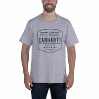 Carhartt 104135 T-Shirt mit Logo Built By Hand