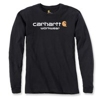 Carhartt Herren Pullover Shirt Core Logo Long Sleeve T-Shirt