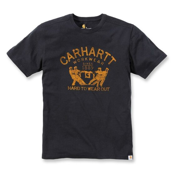 Carhartt Arbeitsshirt / T-Shirt Maddock Hard To Wear Out T-shirt